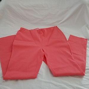 1901 brand  stretchy pants-Coral Sugar